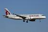Qatar Airways Airbus A320-232 A7-AHL (msn 4802) ZRH (Andi Hiltl). Image: 908085.