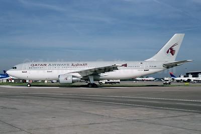 Qatar Airways Airbus A300B4-622R (F) A7-ABY (msn 560) LGW (Ton Jochems). Image: 953900.