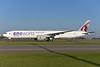 Qatar Airways Boeing 777-3DZ ER A7-BAA (msn 36009) (Oneworld) AMS (Ton Jochems). Image: 940590.