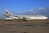 Qatar Airways (Amiri Flight) Airbus A340-211 A7-HHK (msn 026) LHR. Image: 926204.