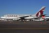Qatar Airways Airbus A310-308 A7-AFE (msn 667) (Amiri Flight) JFK (Ken Petersen). Image: 903909.