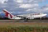 Qatar Airways Airbus A310-308 A7-AFE (msn 667) (Amiri Flight) BSL (Paul Bannwarth). Image: 910485.