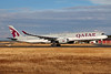 First flight of the first Airbus A350-1000 for Qatar Airways