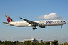 Qatar Airways Boeing 777-3DZ ER A7-BAA (msn 36009) (Oneworld) MIA (Jay Selman). Image: 403687.