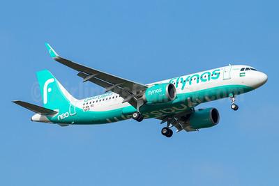 Flynas (Nasair) (Saudi Arabia) Airbus A320-251N WL F-WWBQ (HZ-NS35) (msn 10431) TLS (Eurospot). Image: 953032.