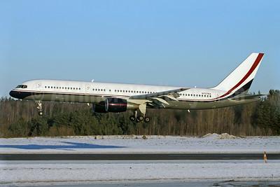 Mid East Jet Boeing 757-24Q N757MA (msn 28463) ARN (Stefan Sjogren). Image: 901611.