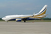 Mid East Jet Boeing 737-74Q WL (BBJ) N737GG (msn 29136) IAD (Brian McDonough). Image: 905231.