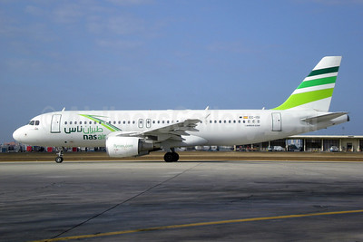 Nasair (Saudi Arabia) (flynas.com) (LTE International Airways) Airbus A320-214 EC-ISI (msn 2123) JED (Pepscl). Image: 913079.