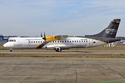 Airline Color Scheme - Introduced 2010 (Nesma)