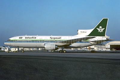 Saudia (Saudi Arabian Airlines) (Royal Flight) Lockheed L-1011-385-3 TriStar 500 HZ-HM5 (msn 1250) LBG (Christian Volpati). Image: 955541.