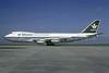 Saudia (Saudi Arabian Airlines) Boeing 747-168B HZ-AIC (msn 22500) CDG (Christian Volpati). Image: 908481.