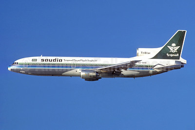 Saudia (Saudi Arabian Airlines) Lockheed L-1011-385-1-15 TriStar 200 HZ-AHN (msn 1175) (Christian Volpati Collection). Image: 913926.
