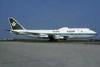 VIP aircraft, large radar dome