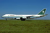 Saudia - Saudi Arabian Airlines (MEA) Boeing 747-2B4B OD-AGJ (msn 21099) CDG (Christian Volpati). Image: 940962.