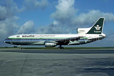 Saudia (Saudi Arabian Airlines) Lockheed L-1011-385-1-15 TriStar 200 HZ-AHF (msn 1130) CDG (Christian Volpati). Image: 955540.