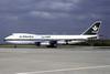 Saudia (Saudi Arabian Airlines) Boeing 747-271C N743TV (msn 22403) CDG (Christian Volpati). Image: 908482.