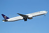 Saudia (Saudi Arabian Airlines) Boeing 777-3FG ER HZ-AK32 (msn 61591) PAE (Nick Dean). Image: 934429.