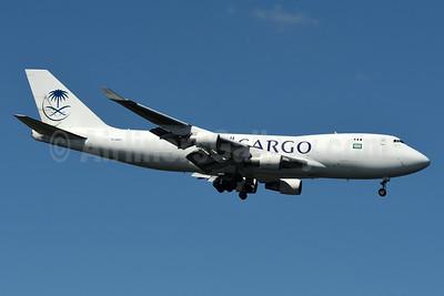 Saudia Cargo (Air Atlanta Icelandic) Boeing 747-412F TF-AMQ (msn 26553) JFK (Fred Freketic). Image: 934880.