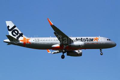 Jetstar Asia Airways Airbus A320-232 WL 9V-JSS (msn 5472) TPE (Manuel Negrerie). Image: 939013.