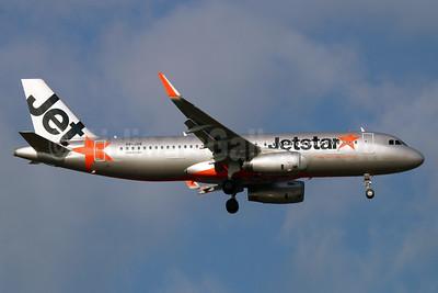 Jetstar Asia Airways Airbus A320-232 WL 9V-JSS (msn 5472) BKK (Michael B. Ing). Image: 923582.