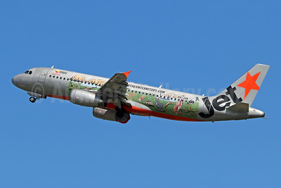 "Jetstar Asia's 2018 ""Australia's Outback"" promotional livery"