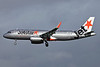 Jetstar Asia Airways Airbus A320-232 WL (Sharklets) F-WWBK (9V-JSS) (msn 5472) TLS (Eurospot). Image: 910712.