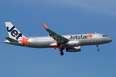 Jetstar Asia Airways Airbus A320-232 WL 9V-JSP (msn 5323) BKK (Michael B. Ing). Image: 939010.