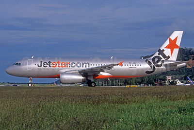 Jetstar Asia Airways (Jetstar.com) Airbus A320-232 9V-JSJ (msn 4515) HKT (Christian Volpati Collection). Image: 939019.