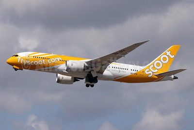 Scoot-flyscoot.com (Singapore Airlines) Boeing 787-8 Dreamliner 9V-OFK (msn 37127) DPS (Michael B. Ing). Image: 947231.