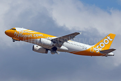 Scoot-flyscoot.com (Singapore Airlines) Airbus A320-232 9V-TRR (msn 5073) DPS (Pascal Simon). Image: 943893.