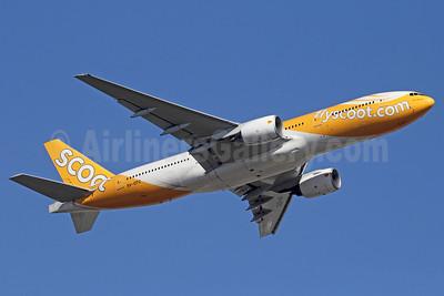 Scoot-flyscoot.com (Singapore Airlines) Boeing 777-212 ER 9V-OTC (msn 28509) NRT (Michael B. Ing). Image: 911857.