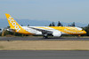 Scoot-flyscoot.com (Singapore Airlines) Boeing 787-8 Dreamliner 9V-OFG (msn 37123) PAE (Nick Dean). Image: 934555.
