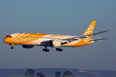 Scoot-flyscoot.com (Singapore Airlines) Boeing 787-9 Dreamliner 9V-OJA (37112) PER (Rob Finlayson). Image: 938797.