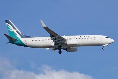 SilkAir Boeing 737-8SA WL 9V-MGH (msn 44224) SIN (Michael B. Ing). Image: 939262.