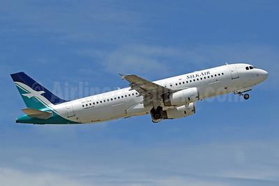 SilkAir Airbus A320-233 9V-SLO (msn 5050) SIN (Pascal Simon). Image: 943874.