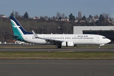 SilkAir Boeing 737-8SA WL 9V-MGC (msn 44219) BFI (Brandon Farris). Image: 926136.
