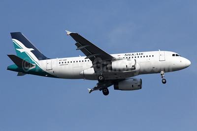 SilkAir Airbus A319-132 9V-SBF (msn 3104) SIN (Michael B. Ing). Image: 909007.