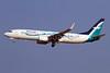 SilkAir Boeing 737-8SA WL 9V-MGA (msn 44217) (25 Years) SIN (Kok Chwee K.C.Sim). Image: 922202.