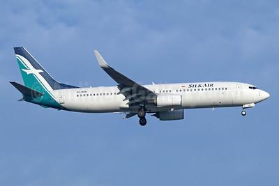 SilkAir Boeing 737-8SA WL 9V-MGM (msn 44229) SIN (Michael B. Ing). Image: 939264.