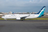 SilkAir Boeing 737-8SA WL 9V-MGA (msn 44217) HNL (Ivan K. Nishimura). Image: 922136.