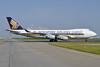 Singapore Airlines Cargo Boeing 747-412F 9V-SFL (msn 32897) LHR (Dave Glendinning). Image: 928063.