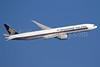Singapore Airlines Boeing 777-312 ER 9V-SWF (msn 34571) LHR (SPA). Image: 941043.