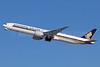 Singapore Airlines Boeing 777-312 ER 9V-SWB (msn 33377) LAX (Michael B. Ing). Image: 935880.