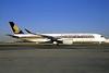 "Special ""10,000th Airbus Aircraft"" logo"