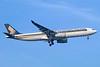 Singapore Airlines Airbus A330-343 9V-STV (msn 1427) BKK (Michael B. Ing). Image: 937573.