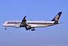 Singapore Airlines Airbus A350-941 9V-SMA (msn 026) AMS (Robbie Shaw). Image: 933616.
