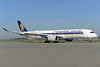 Singapore Airlines Airbus A350-941 9V-SMF (msn 054) (10,000th Airbus Aircraft) AMS (Ton Jochems). Image: 938573.