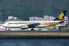 Singapore Airlines Airbus A300B4-203 9V-STG (msn 268) HKG (Richard Vandervord). Image: 902584.