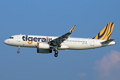 Tigerair (Singapore) Airbus A320-232 WL 9V-TRI (msn 5596) BKK (Michael B. Ing). Image: 924909.