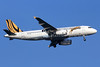Tiger Airways (Tigerairways.com) (Singapore) Airbus A320-232 9V-TAQ (msn 4469) SIN (Michael B. Ing). Image: 907288.